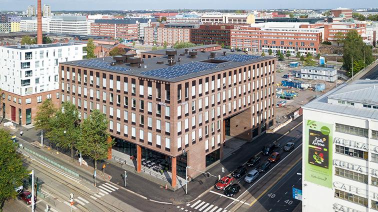 Swiss Life Asset Managers osti A-talon
